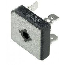 Pont diode GBPC3508W sortie  cosse 35A 800V