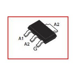 ACS108-6SN-TR Transient voltage protected AC Switch (ACS™)