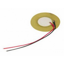 VELLEMAN TV4 Element piezo 30VCA 0.5-20KHZ 75db diam 50mm