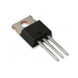 TRIAC BT136-600D, V inv 600V, 600V 4A, déclenchement : 1.5V 10mA, TO-220AB 3 broches
