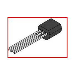 MAC97-A6 TRIAC, V inv 600V, 600V 0.6A, déclenchement : 2V 7mA, TO-92 3 broches