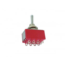 INVERSEUR TETRAPOLAIRE VERTICAL ON-OFF-ON  VELLEMAN 8405