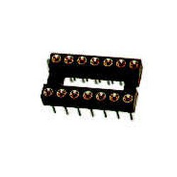 Support Circuit intégré tulipe 14 broches bas prolfil