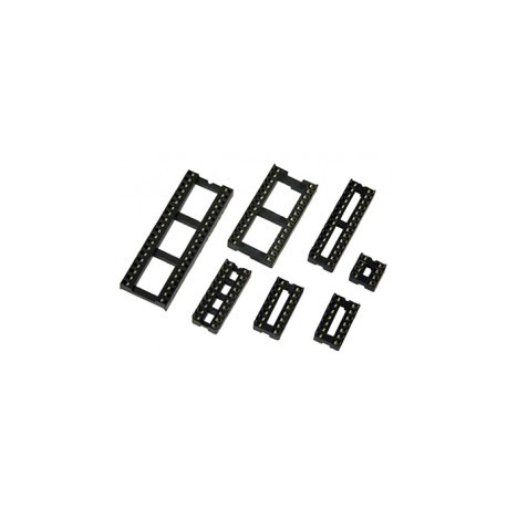 Support Circuit intégré lyre 28 broches